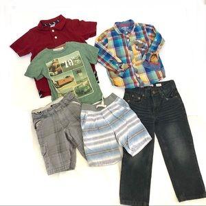 Boy Size 4/4T Lot